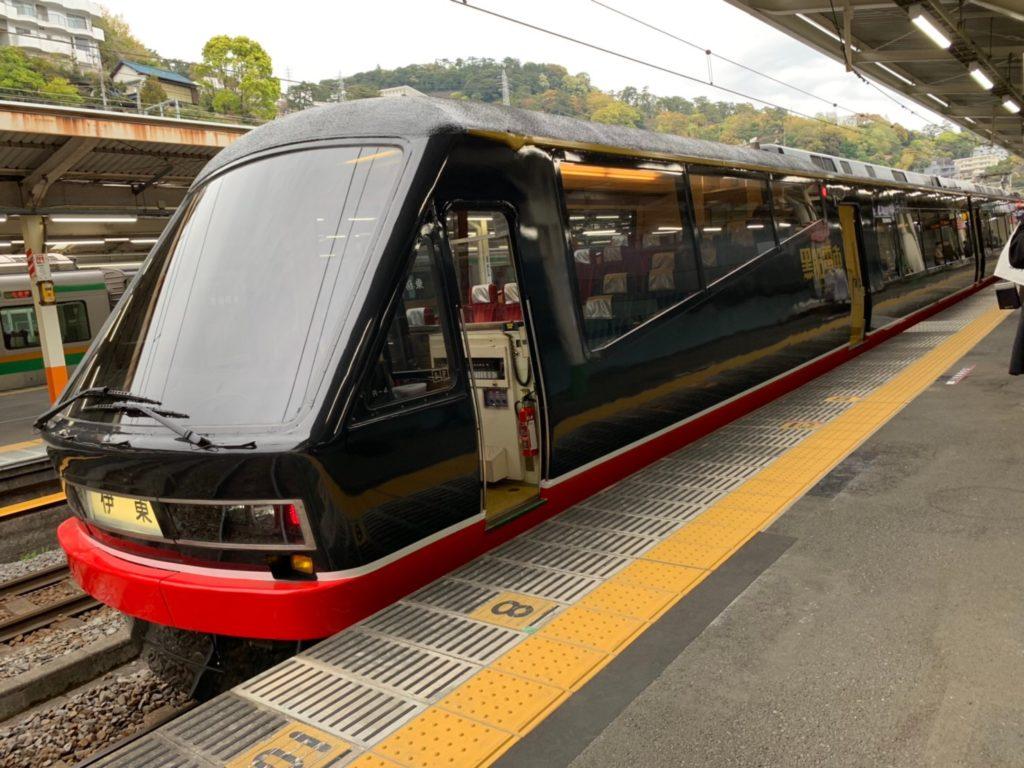 伊豆急行「リゾート21」黒船列車