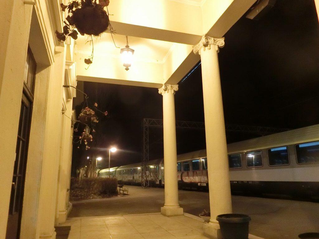 ベオグラードのtopcider駅