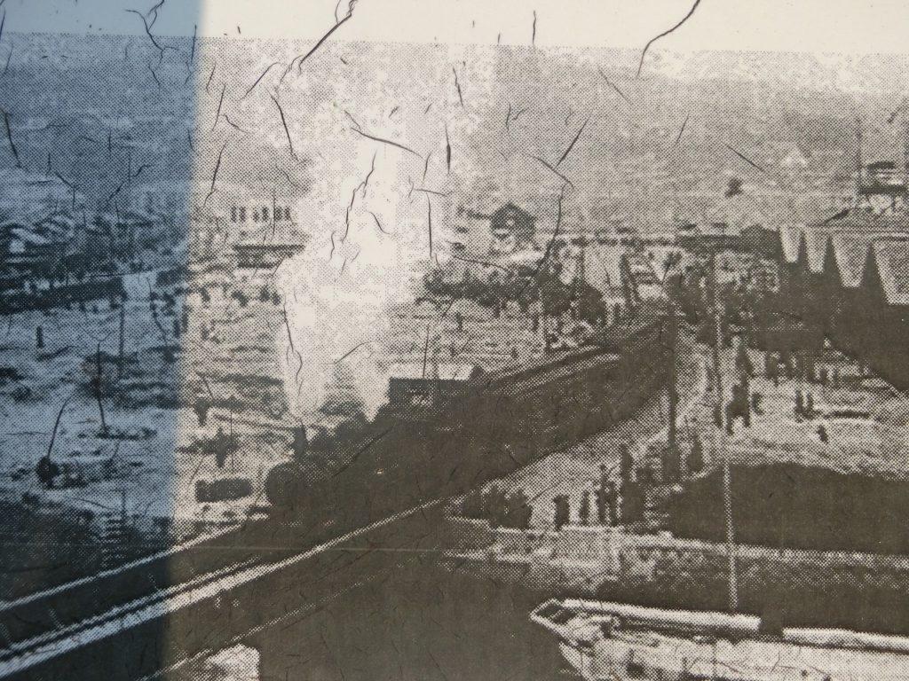 長崎港駅の過去の写真