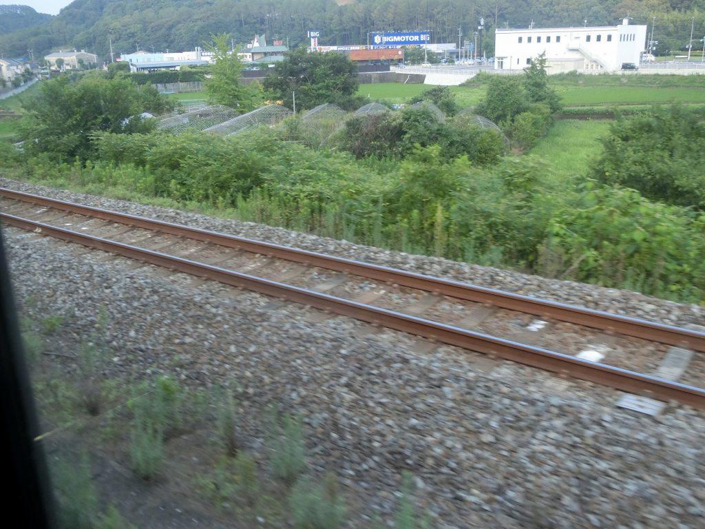 長崎本線、喜々津~浦上の新線