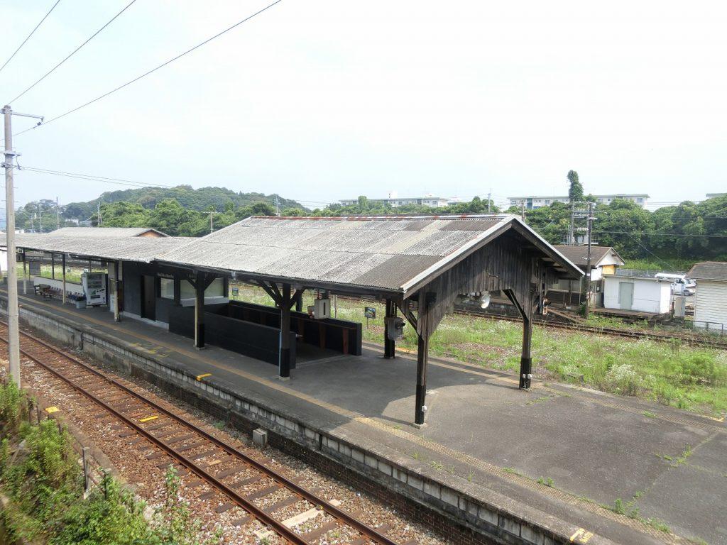 田川伊田駅