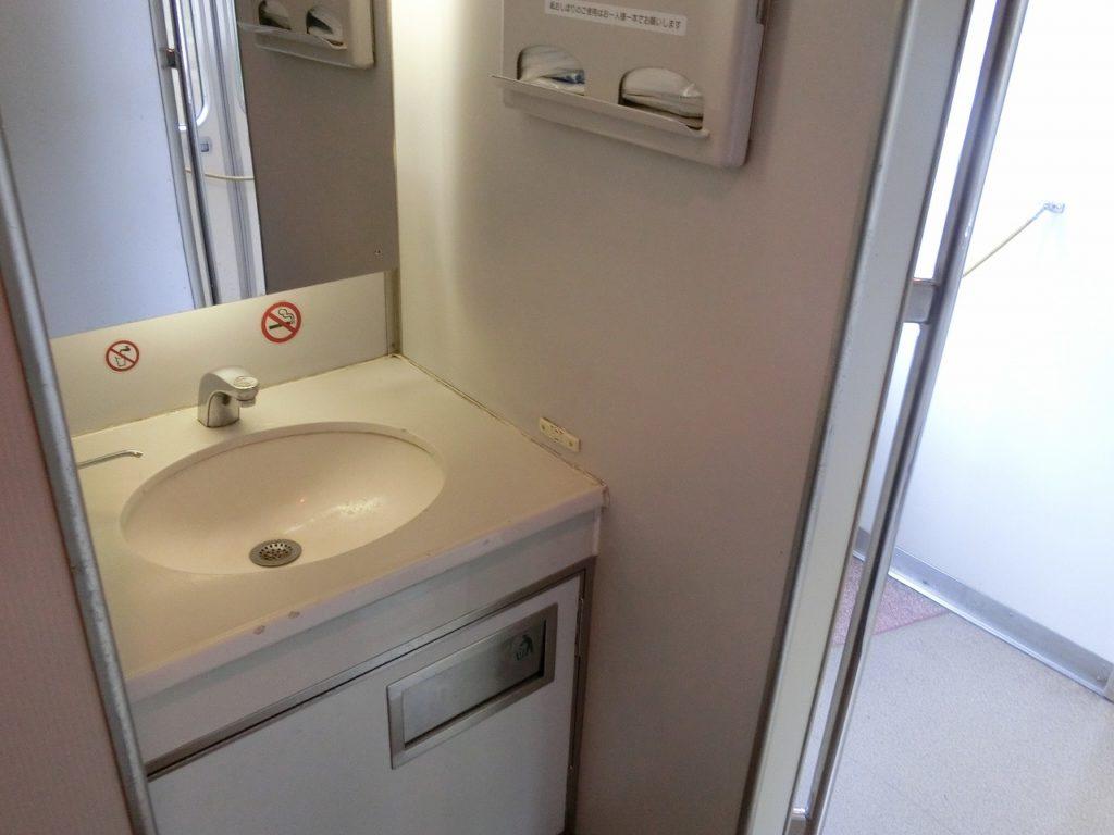 アーバンライナープラスの洗面台