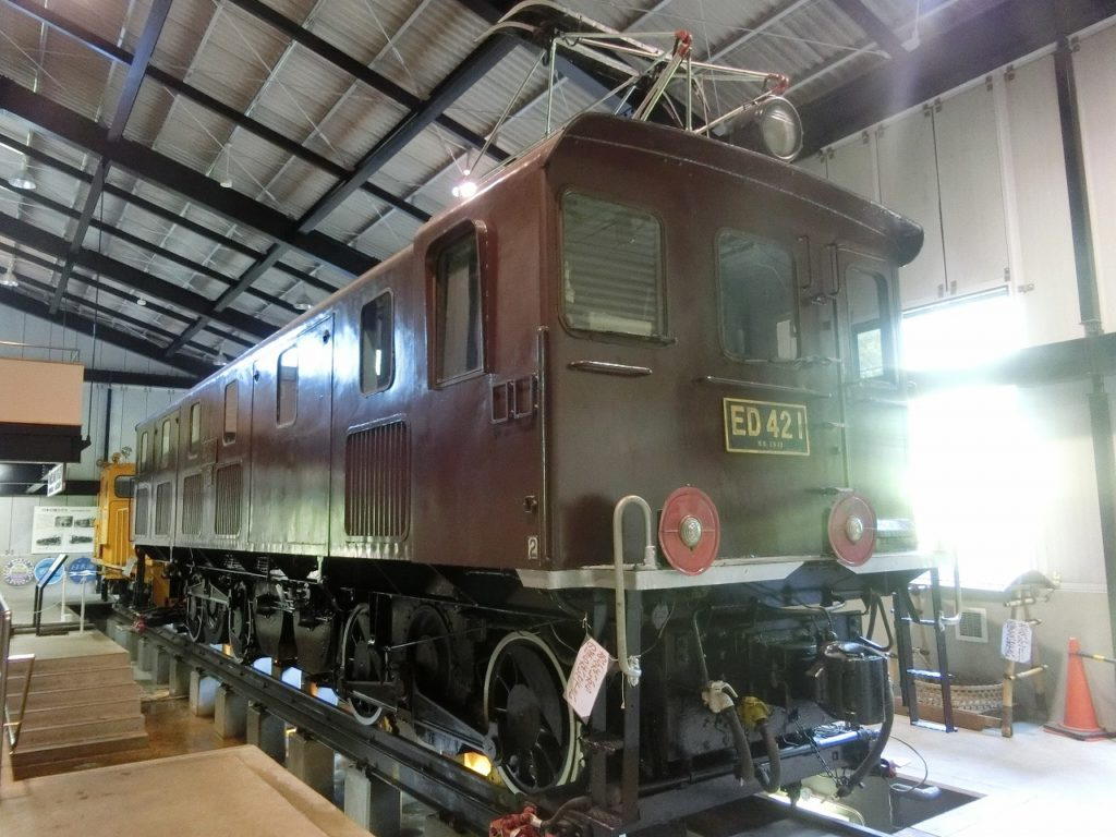 アプト式ED42形電気機関車