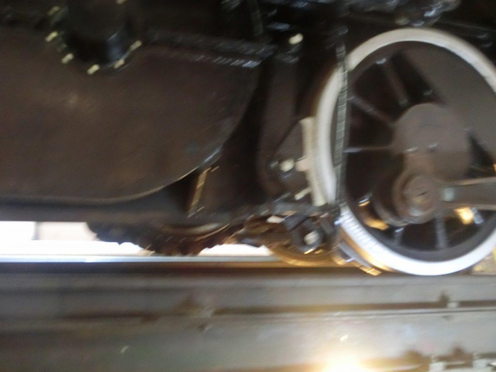 ED42形電気機関車の歯車