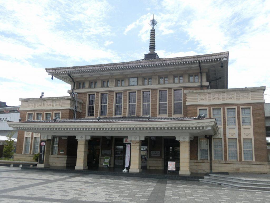 奈良駅の旧駅舎