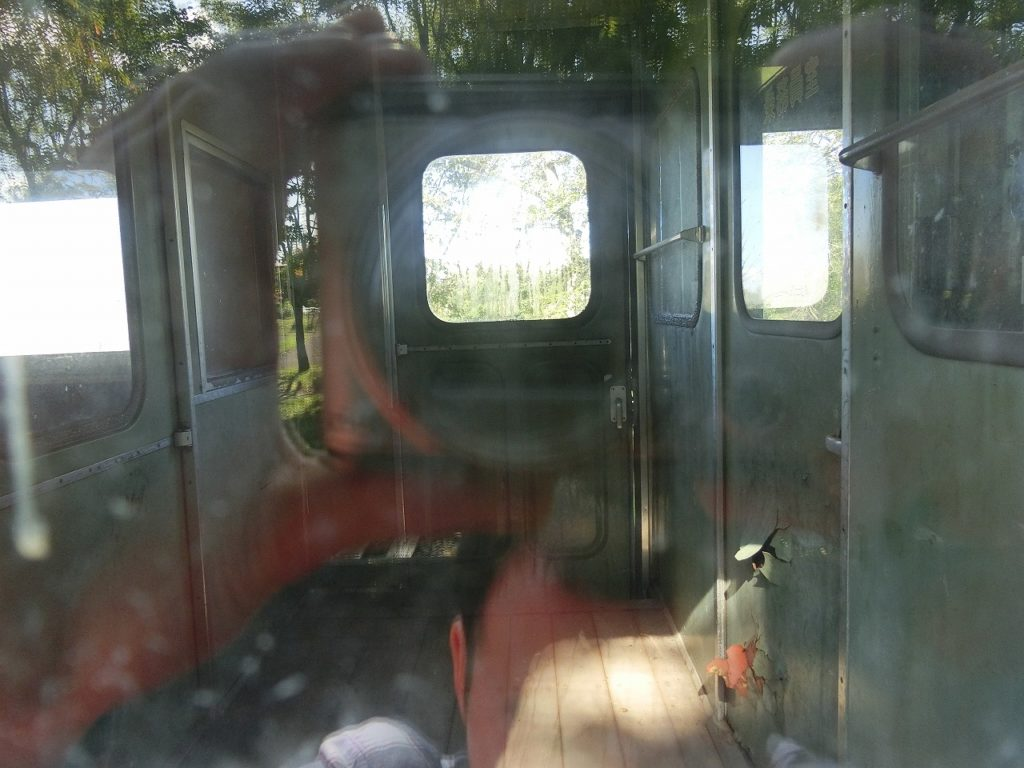 別海町鉄道記念公園にあるキハ22形