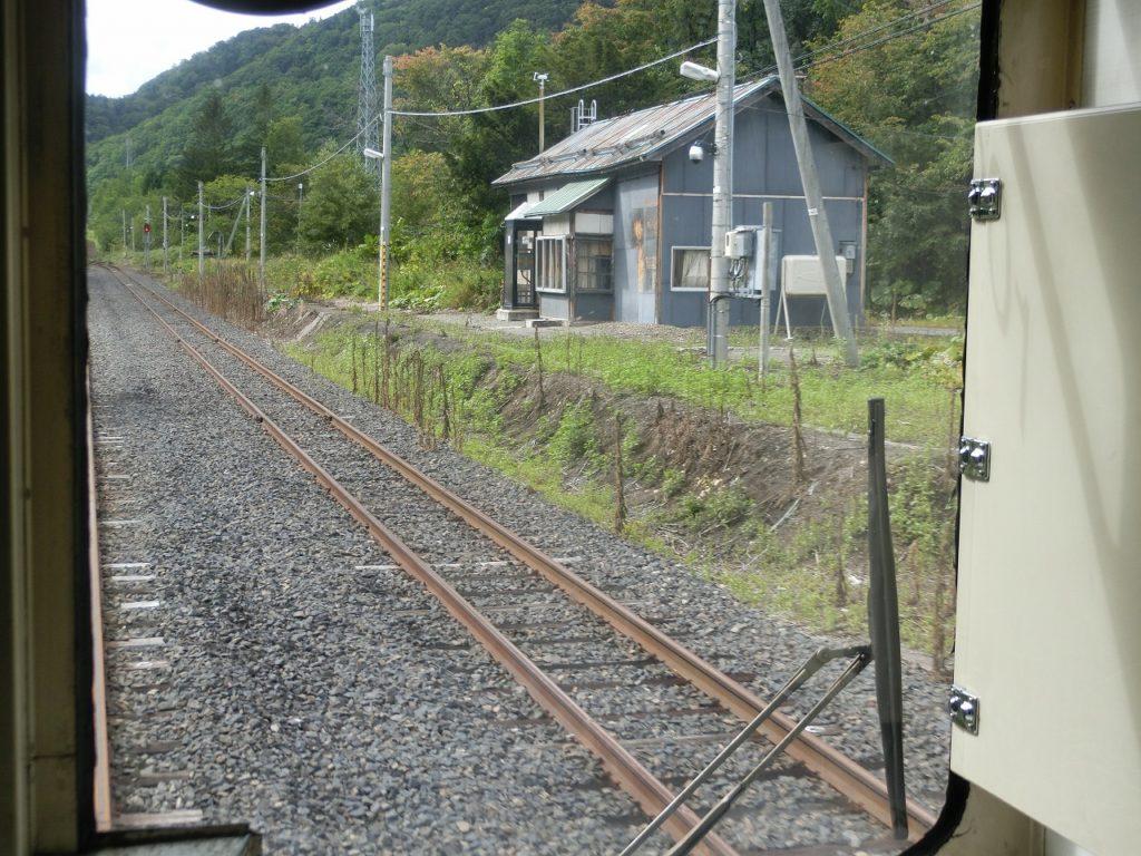 石北本線の廃駅