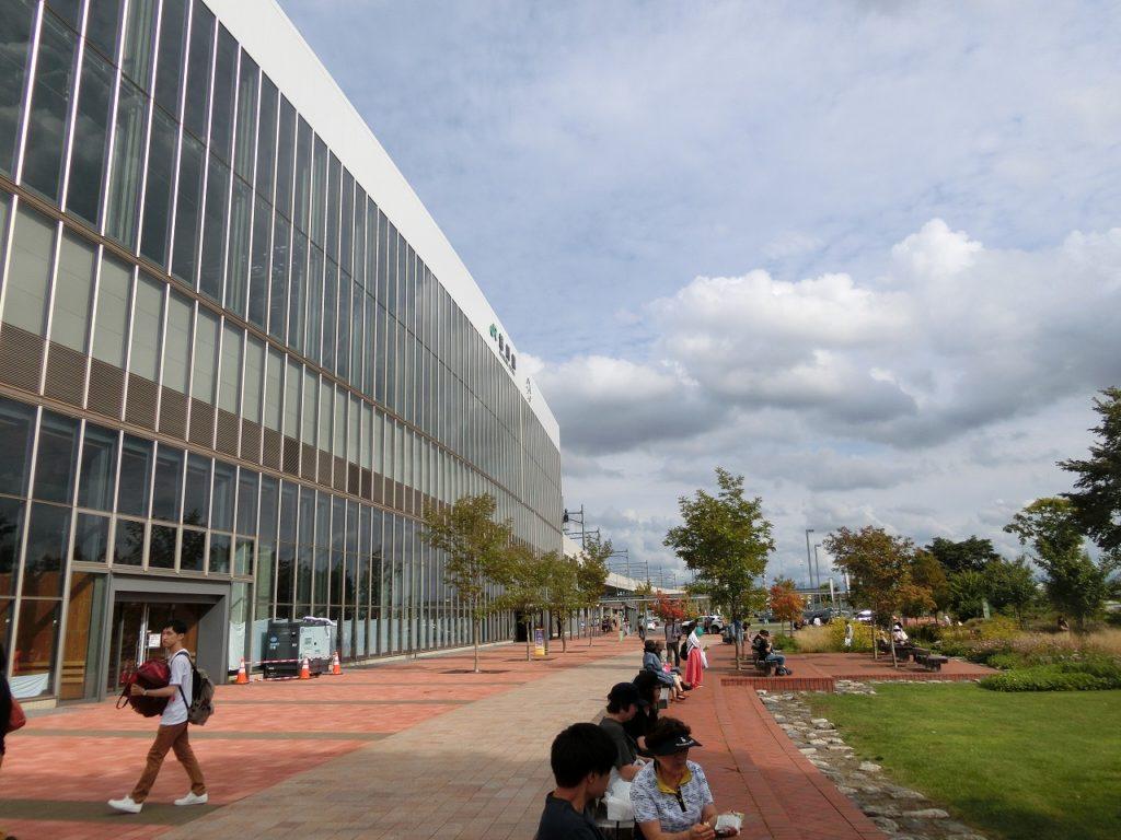 旭川駅の南口