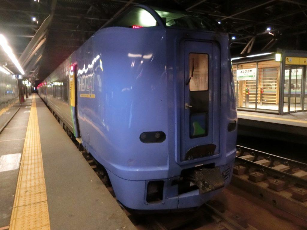 キハ261系先頭車