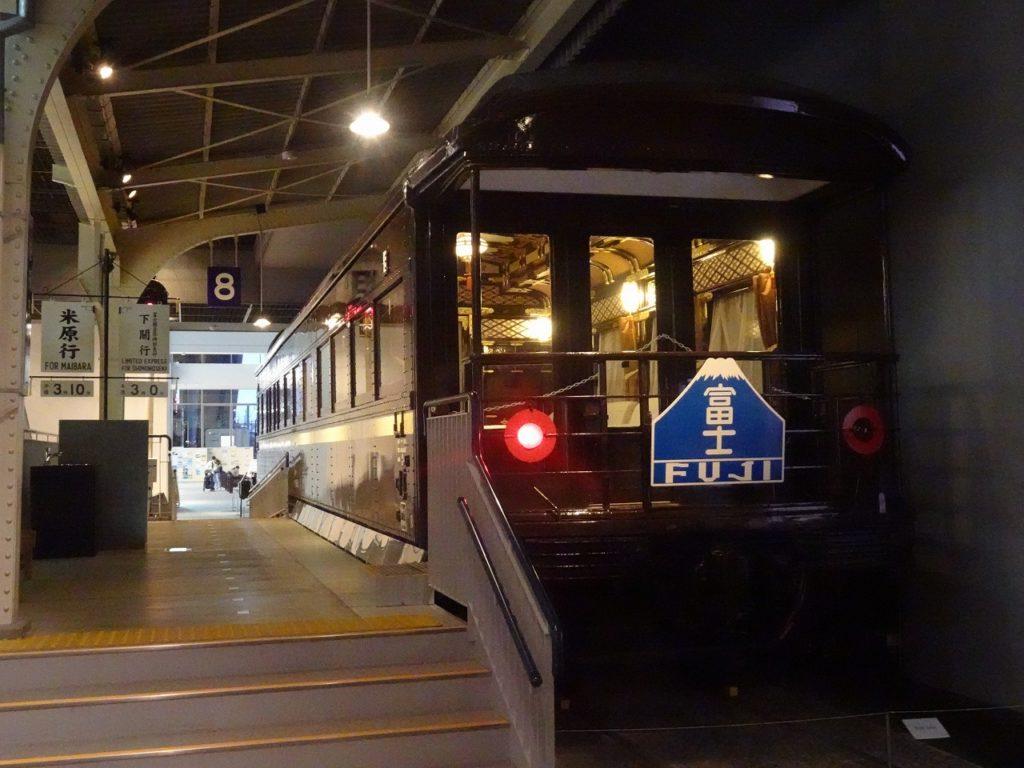 大宮鉄道博物館のマイテ39