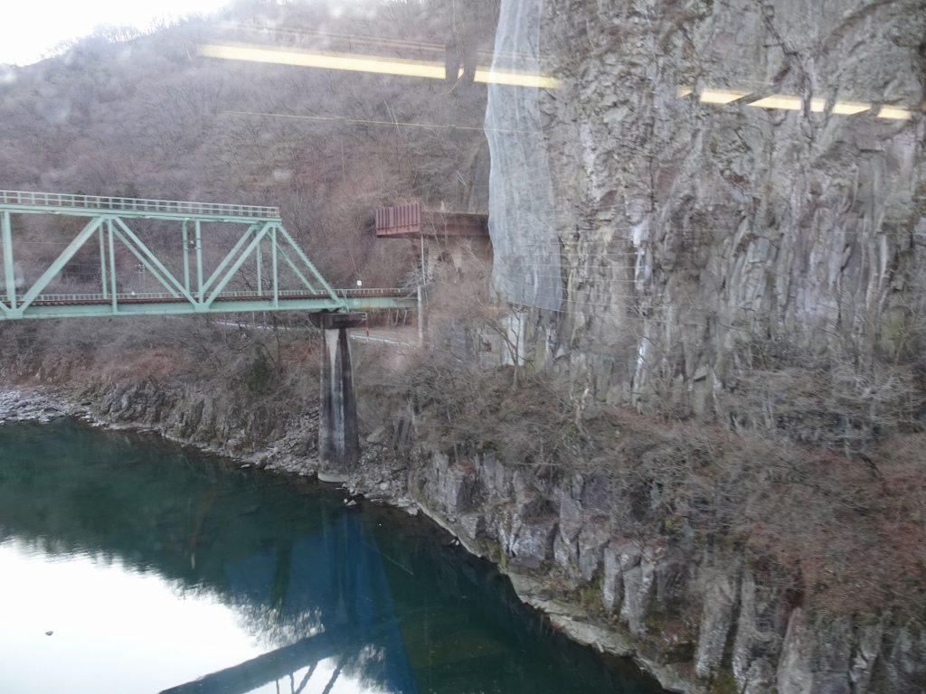 上越線の第四利根川橋梁