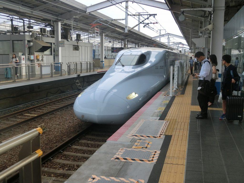 山陽・九州新幹線用のN700系