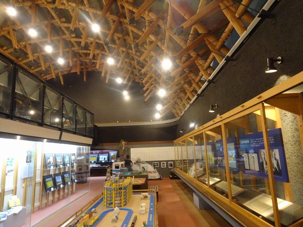 長浜鉄道スクエアの長浜鉄道文化館