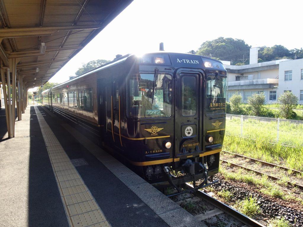 三角線の観光特急「A列車で行こう」