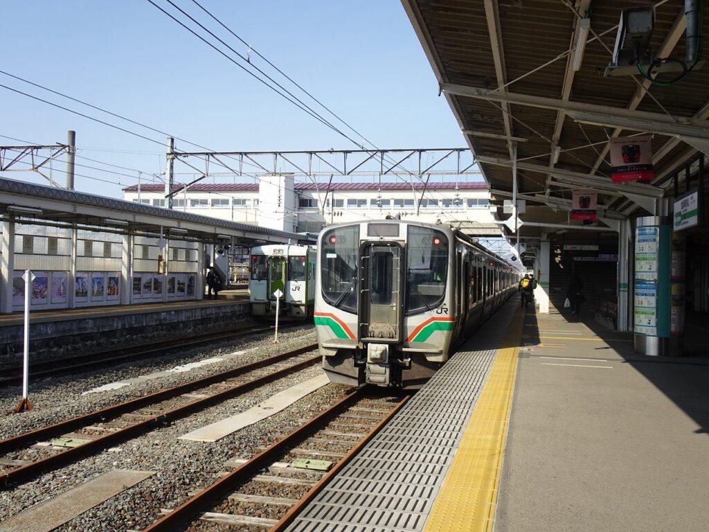 E721系快速「あいづ」